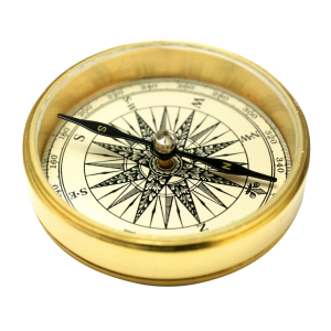 compass alone